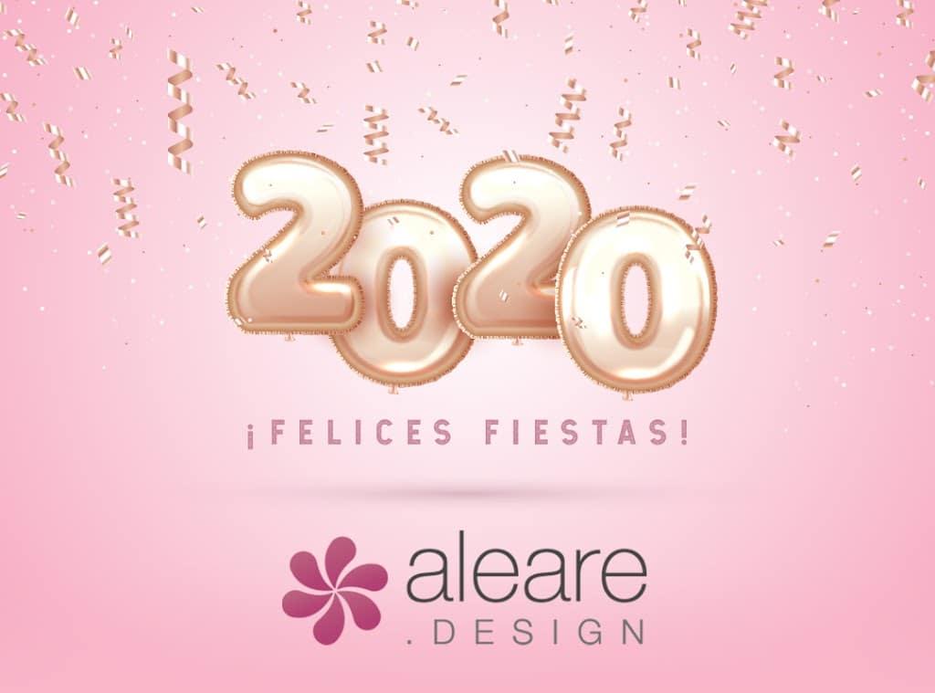 Felices Año 2020 // El blog de aleare.design