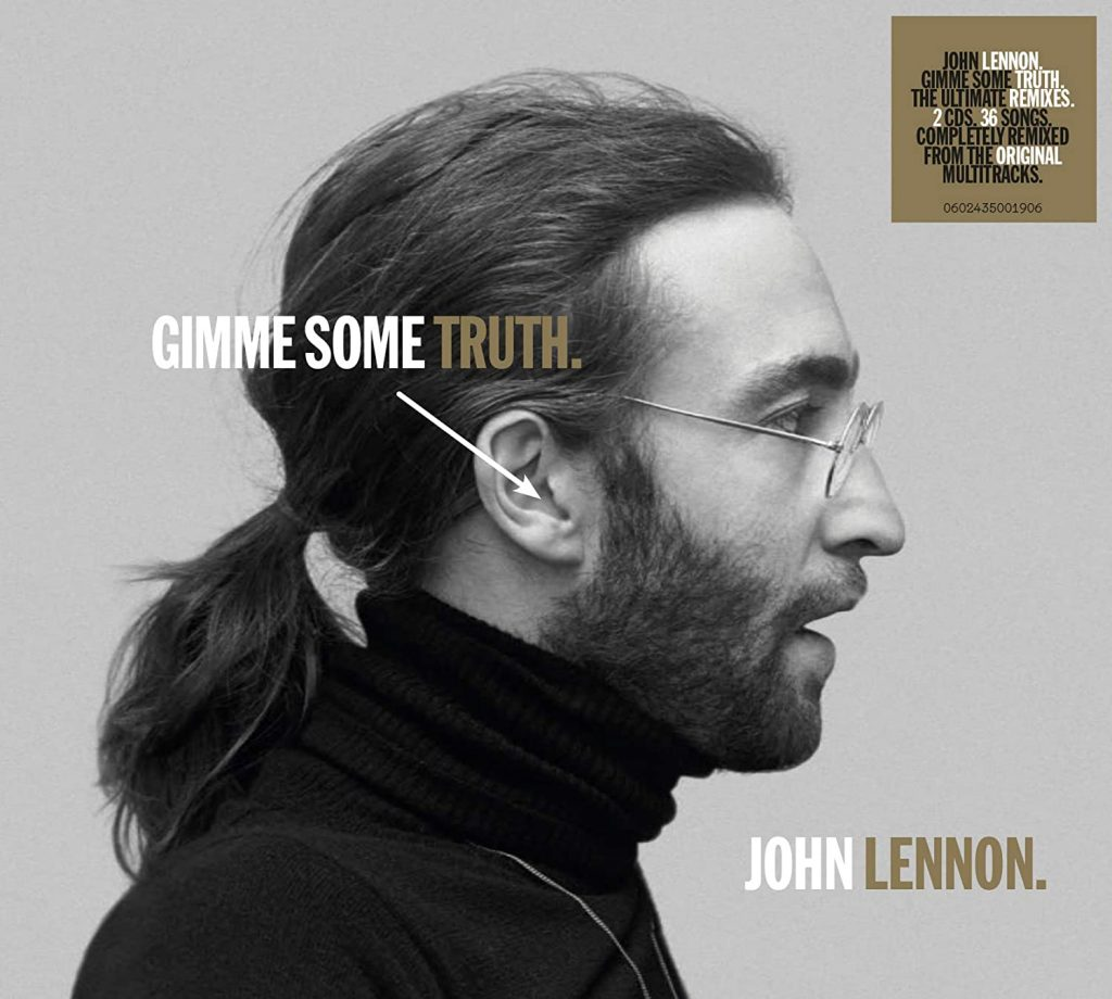 Regalos para Beatles fans: CD Gimme some truth -- El blog de aleare.design