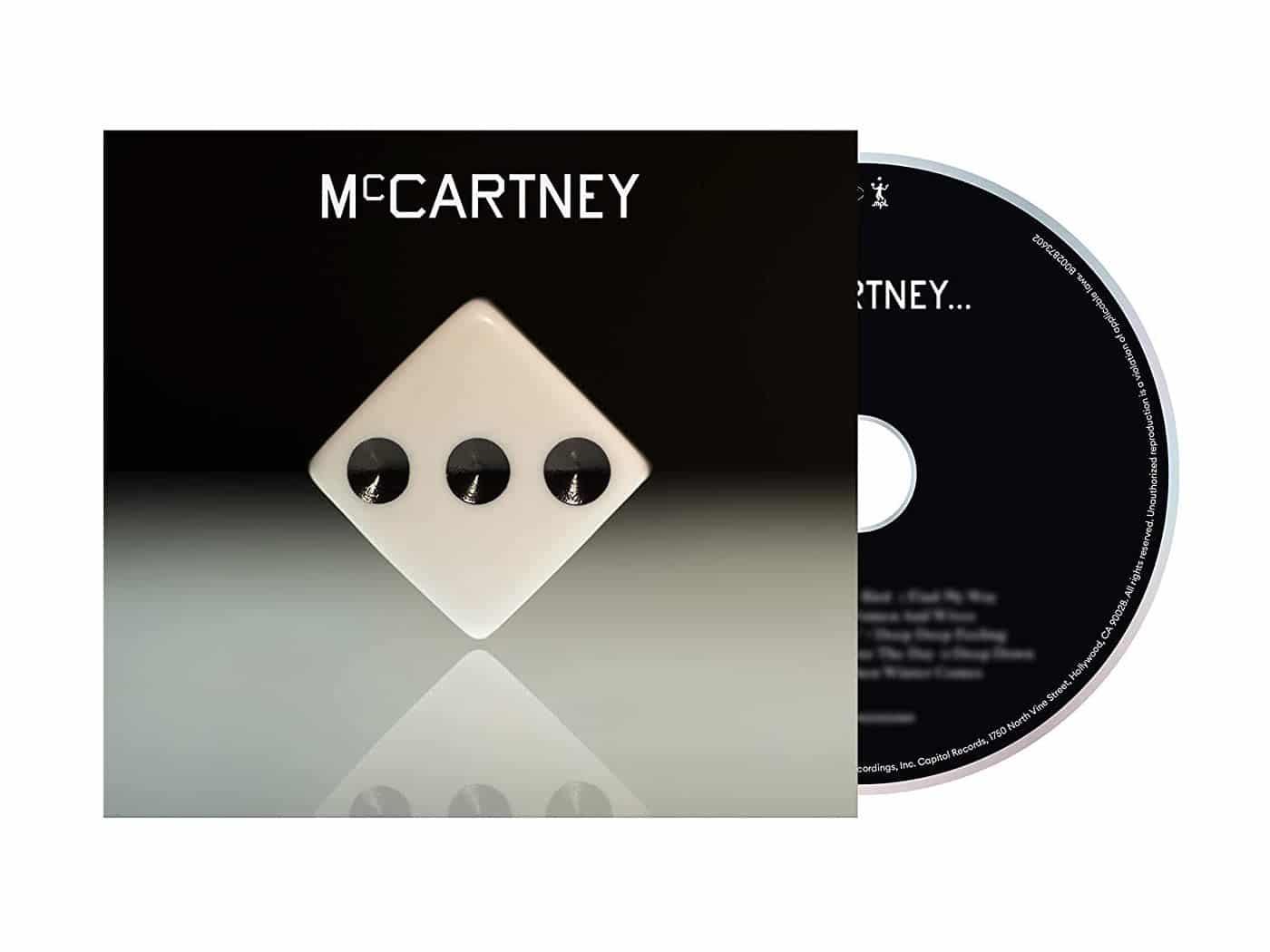 Regalos para Beatles fans: CD Mc Cartney III -- El Blog de aleare.design