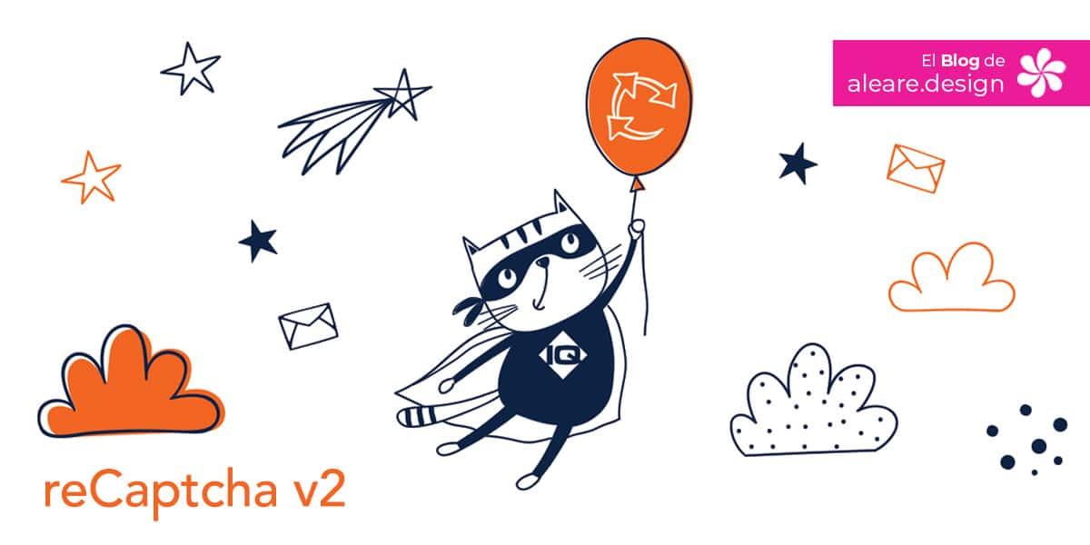 reCaptcha v2 en Contact Form 7 --- El blog de aleare.design