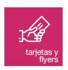 TARJETAS Y FLYERS