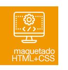 MAQUETADO HTML/CSS